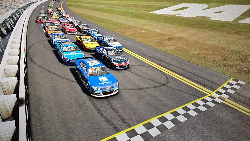 Nascar Games For Xbox 1 : Nascar to release may on xbox ps and pc