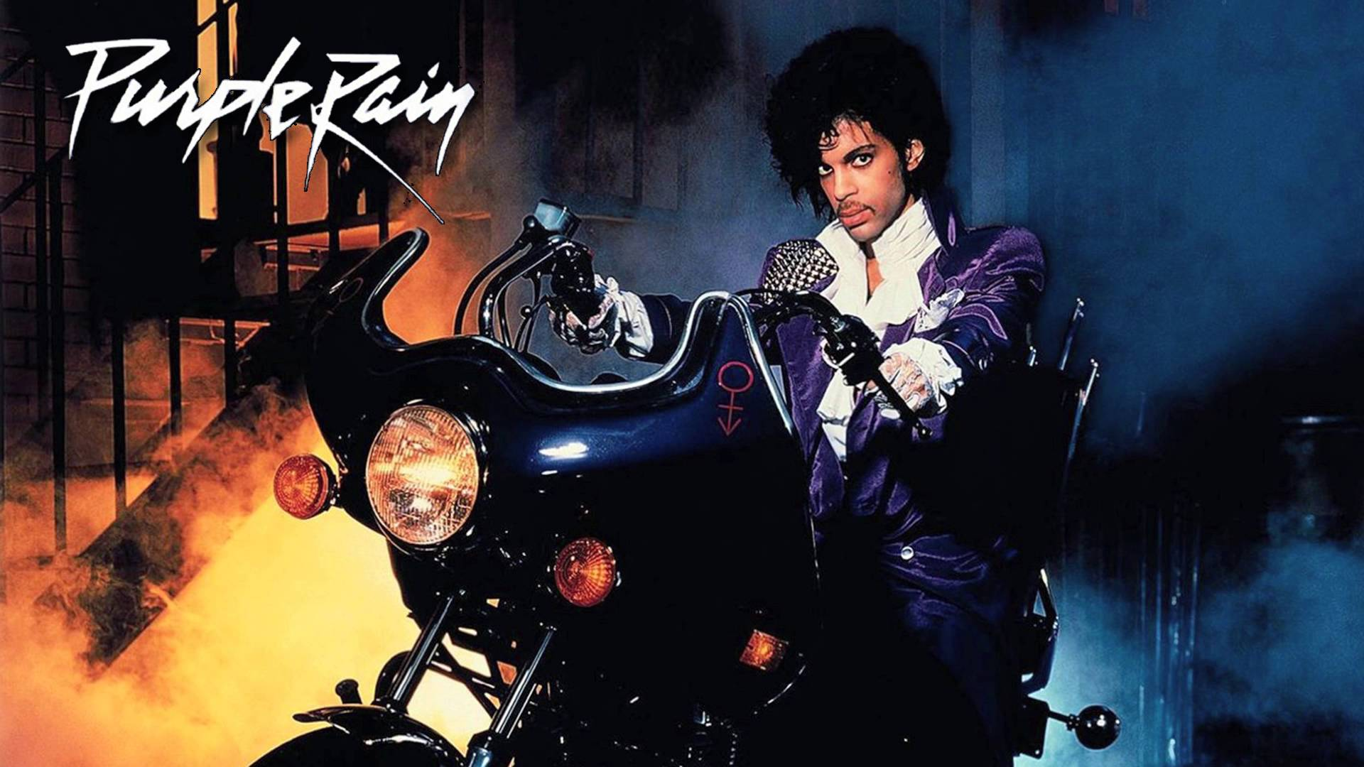Image result for prince purple rain