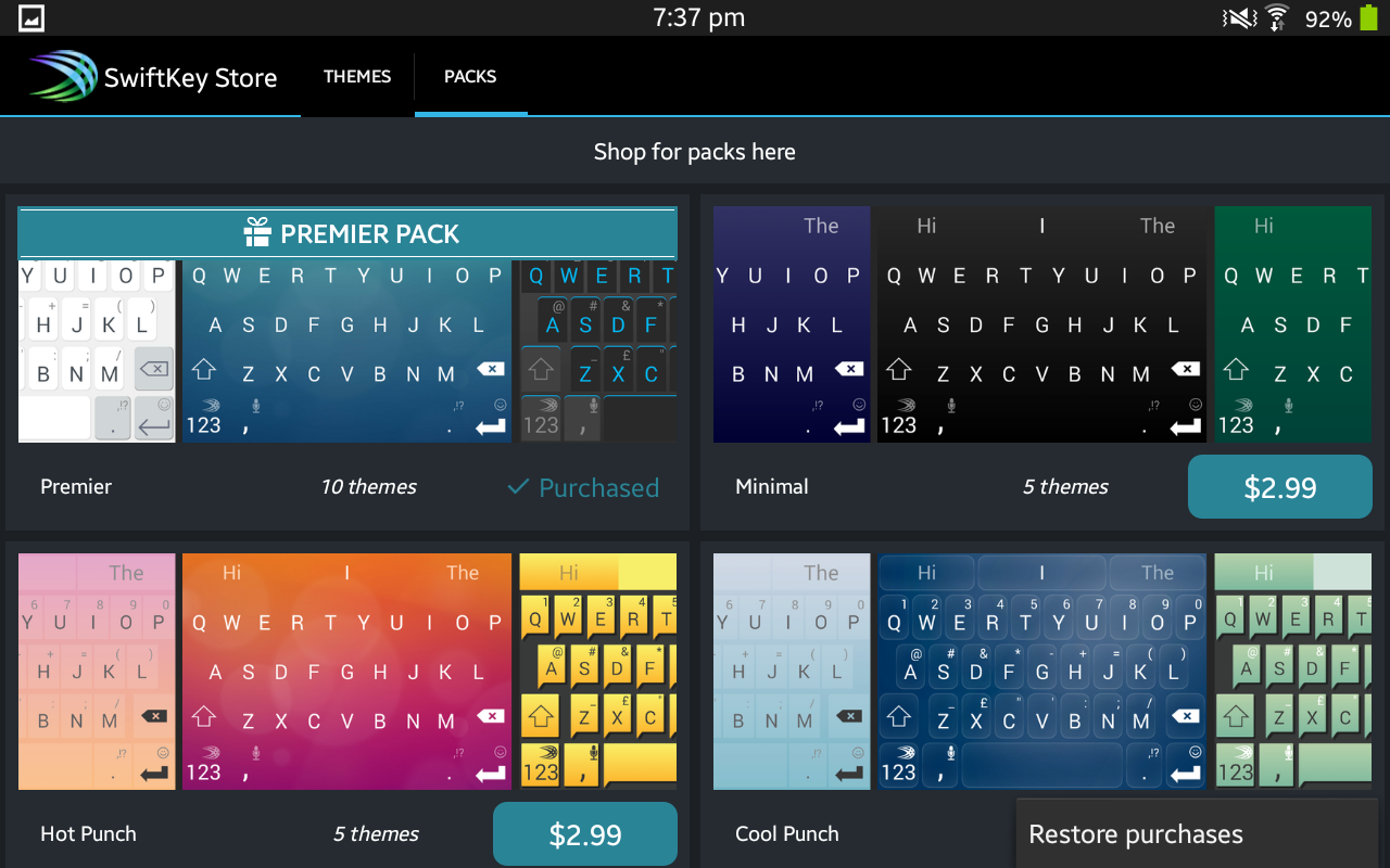 SwiftKey gets major update, becomes free